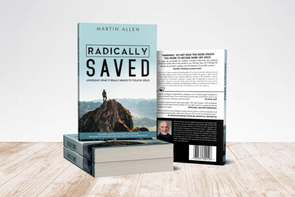 Radically Saved by Martin Allen
