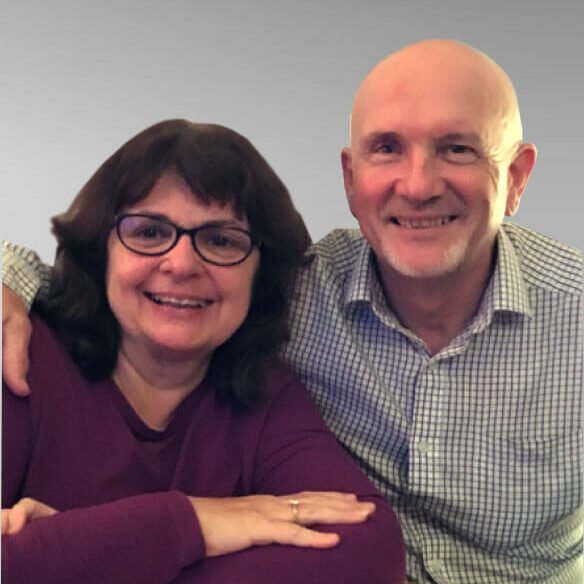 Sue and Martin Allen